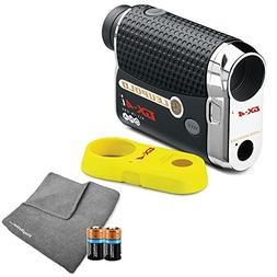 Leupold GX-4i3 Golf Rangefinder Bundle I Includes Golf Range