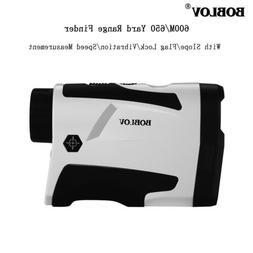 BOBLOV LF600AG 600M 6X22 Golf Range Finder Scope With Slope