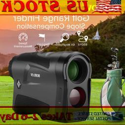 BOBLOV LF600AG 6x22 Golf Range Finder + Slope Compensation 6