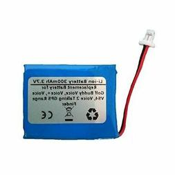 Li-Polymer Replacement Battery for Golf Buddy Voice Voice +