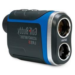 GolfBuddy LR5S Golf Laser Rangefinder with Slope, Dark Gray/