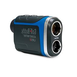 GolfBuddy LR5S Golf Laser Rangefinder with Slope, Dark Gray/