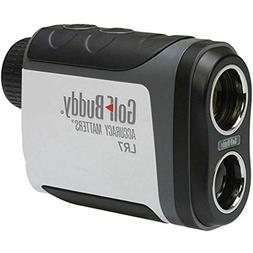 GolfBuddy LR7 Laser Rangefinder W/ Vibration Pin Finder Lega