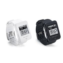 FineCaddie M100α Golf GPS Watch Range Finder Height Speed M