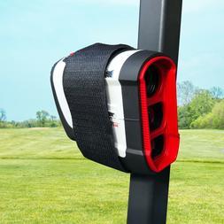 Magnetic Range Finder Holder Strap Leather Case Mount for Go