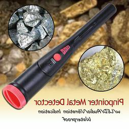 Metal Detector Pro Pointer Automatic Pinpointer Sensitive w