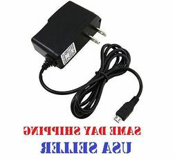 micro USB Home Wall AC Charger for Golf Buddy VS4 Golf GPS R