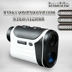 Ohhunt Multifunction Laser Rangefinders 8x 600M 800M 1500M O