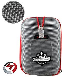 Navitech Pro Eva Hard Case/Cover for the Bushnell Tour V1, V