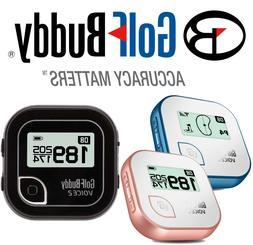 NEW 2016 GolfBuddy Golf Buddy Voice 2 Talking GPS Rangefinde