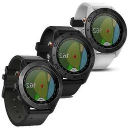 NEW Garmin Approach S60 Preloaded Golf Range Finder GPS Watc