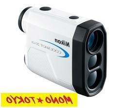 【NEW】Nikon COOLSHOT 20 GⅡ Golf Laser Rangefinder Model