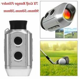 New Digital Pocket 7x Zoom Golf Range Finder Magnification D