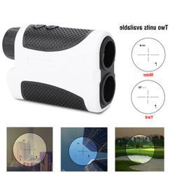 New Golf Laser Range Finder 6X Magnification Scope Slope Com