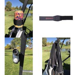NEW Golf Stick It Magnetic Laser Rangefinder Strap Multi Pur