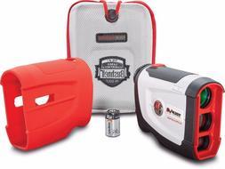 New Bushnell Patriot Pack Tour V4 Shift Golf Laser Rangefind
