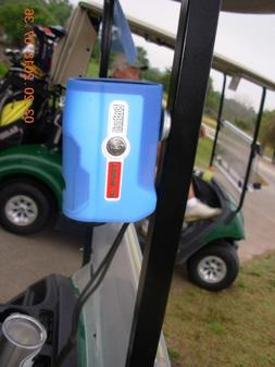NEW PRODUCT for Rangefinder, Magnetic Golf Cart Attachment