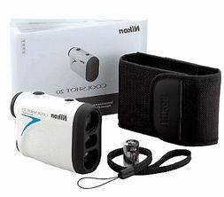 Nikon Laser range finder for golf COOLSHOT 20 LCS20  distanc