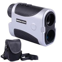 Portable Golf Multi-function Laser Rangefinder 6x 25mm 1000