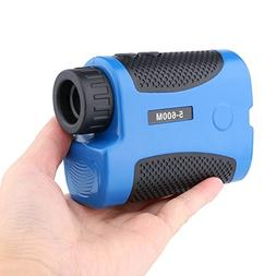 Portable Laser Distance Meter 600M Telescope Range Finder Ra