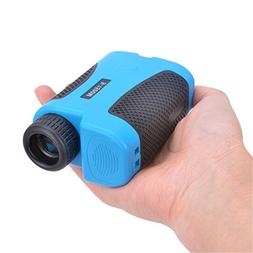 Portable Laser Distance Meter 1500M Telescope Range Finder R
