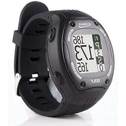 POSMA Golf Course GPS Units GT1 Trainer Watch Range Finder,