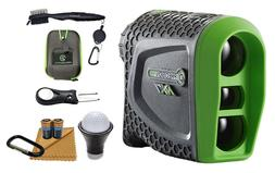 Precision Pro NX7 Laser Golf Rangefinder  and Wearable4U All