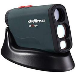 PRO X7 Golf Rangefinder With Flagpole Lock-Slope-Wireless Ch