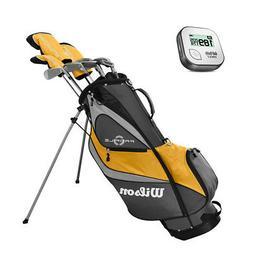 Wilson Profile XD Mens RH Graphite Steel Golf Club Stand Bag