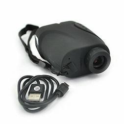 Visionking Range Finder 6x21 Built-in USB Rechargeable Lithi