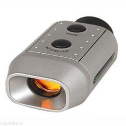 Range Speed Finder Monocular Laser Rangefinder For Hunting D