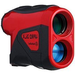 TecTecTec Rangefinders VPRO DLX Golf - Waterproof Laser Find
