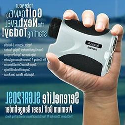 serenelife advanced golf laser rangefinder 546 2