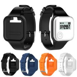 Silicone Watch Band Strap Wristband For Golf Buddy Voice/Voi