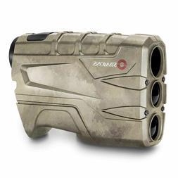 Simmons Rangefinder 600 Yard 4x20mm Display Magnification Hu
