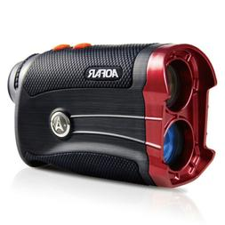 Aofar Slope 600Yards GOLF LASER RANGE FINDER FLAG-LOCK VIBRA