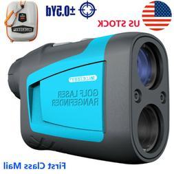 US STOCK 600M Digital Hunt Golf Laser Rangefinder Distance M