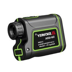SNDWAY 600M Handheld Digital Laser Distance Meter Hunting Ra