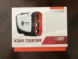 Bushnell Tour V4 Shift Golf Laser | PATRIOT PACK Rangefinder