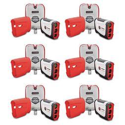 Bushnell Golf Tour V4 Shift Laser Rangefinder with Slope-Swi