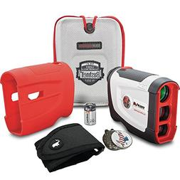 Bushnell BUNDLE Tour V4 Shift Patriot Pack Golf Laser Rangef