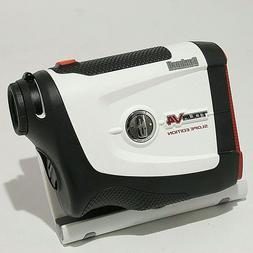 Bushnell Tour V4 Slope Golf Laser Rangefinder - Very Good Co