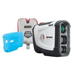 Bushnell Tour V4  Golf Laser Rangefinder | PATRIOT PACK | BR