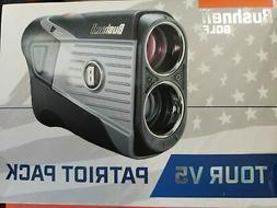 Bushnell Tour V5 Patriot Pack Laser Golf Rangefinder New 202