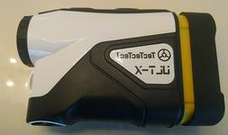 TecTecTec ULT-X Golf Rangefinder - Laser Range Finder 1,000