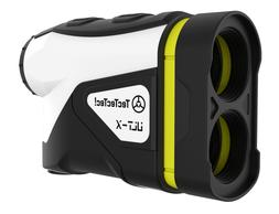 TecTecTec ULT-X Golf Rangefinder - Laser Range Finder with 1