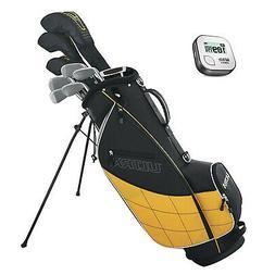 Wilson Ultra Mens 13 Piece Left Handed Golf Club Set with Ba