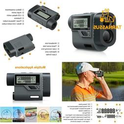 Suaoki Updated Version Golf Rangefinder 656 Yards Laser Rang