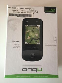 Callaway Upro MX Plus GPS Unit Golf GPS Device