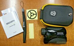 TecTecTec VPRO500 Golf Laser Range Finder with Battery